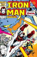 Iron Man Annual Vol 1 8