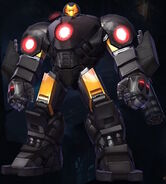 Iron Man Armor Model 44 from Marvel Future Fight 001