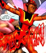 Janet van Dyne (Earth-95019) from Marvel Zombies Evil Evolution Vol 1 1 001