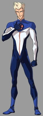 Jonathan Storm (Earth-135263) from Fantastic Four World's Greatest Heroes 001