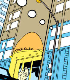Kingsly Ltd from Amazing Spider-Man Vol 1 279 001