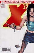 Marvel's Greatest Comics X23 Vol 1 1