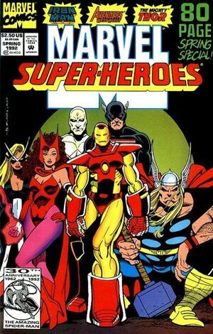 Marvel Super-Heroes Vol 2 9
