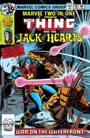Marvel Two-In-One Vol 1 48