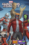 Marvel Universe Guardians of the Galaxy Vol 2 22