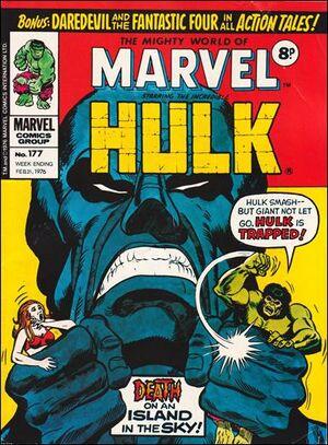 Mighty World of Marvel Vol 1 177