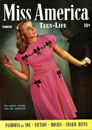 Miss America Magazine Vol 3 3