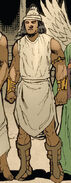 Mithra (Earth-616) from Thor & Hercules Encyclopaedia Mythologica Vol 1 1 001