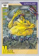 Mojo (Mojoverse) from Marvel Universe Cards Series II 0001