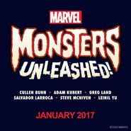 Monsters Unleashed poster 006