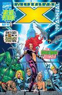 Mutant X Annual Vol 1 1