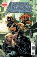 New Avengers Vol 2 20 Venom Variant