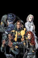 New X-Men Vol 1 130 Textless