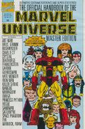 Official Handbook of the Marvel Universe Master Edition Vol 1 15