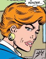 Polly (Secretary) (Earth-616) from Avengers West Coast Vol 1 50 001