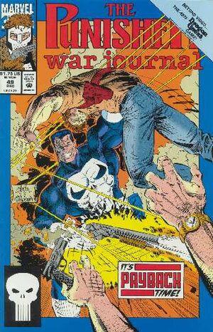Punisher War Journal Vol 1 49