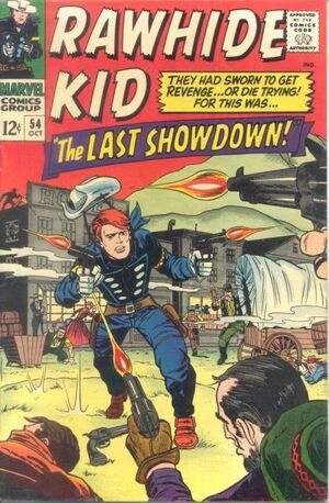 Rawhide Kid Vol 1 54