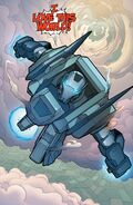 Riri Williams (Earth-616) from Invincible Iron Man Vol 4 1 001
