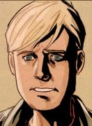 Robert Drake (Earth-616) young Bobby from X-Men Origins Iceman Vol 1 1