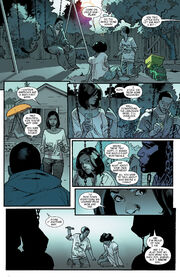 Samuel Wilson and Sarah Wilson (Earth-616) from All-New Captain America Vol 1 6 0001