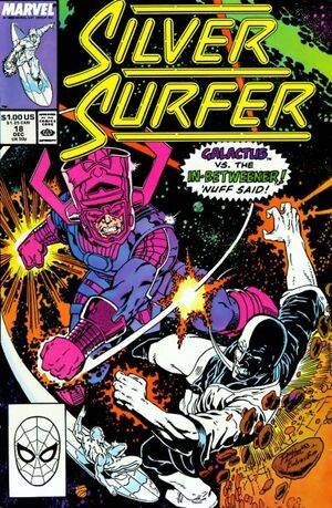 Silver Surfer Vol 3 18