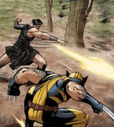 Spear of The Huntsman from Incredible Herculese Vol 1 139 001