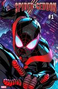 Spider-Geddon Vol 1 1 Miles Morales Spider-Man Variant