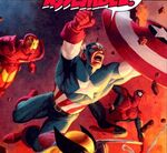 Steven Rogers (Earth-10298) from What If? Spider-Man House of M Vol 1 1 0001