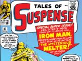Tales of Suspense Vol 1 47