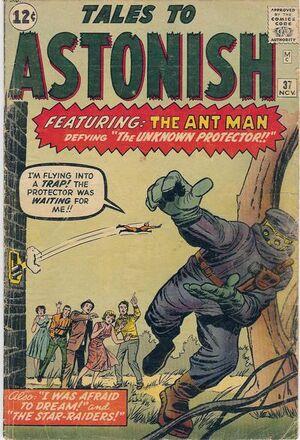 Tales to Astonish Vol 1 37 Vintage