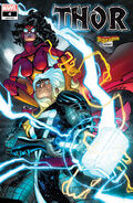 Thor Vol 6 4 Spider-Woman Variant