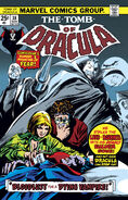 Tomb of Dracula Vol 1 38
