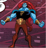 Tryco Slatterus (Earth-8096) from Avengers Earth's Mightiest Heroes Vol 3 3 001