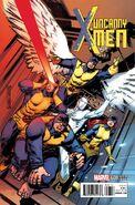Uncanny X-Men Vol 1 600 Leonardi Variant