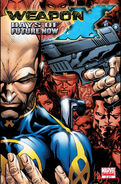 Weapon X Days of Future Now Vol 1 2