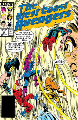 West Coast Avengers Vol 2 32
