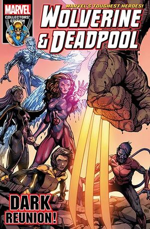 Wolverine & Deadpool Vol 6 2