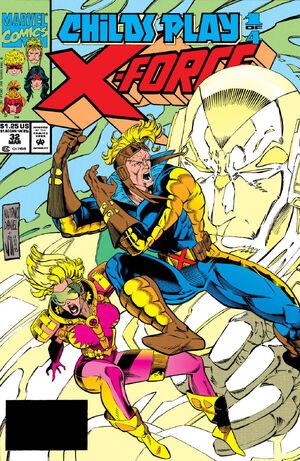 X-Force Vol 1 32