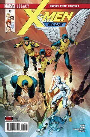 X-Men Blue Vol 1 19