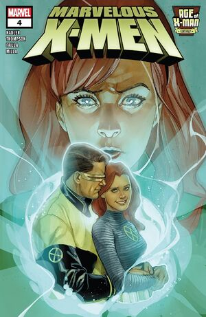 Age of X-Man The Marvelous X-Men Vol 1 4