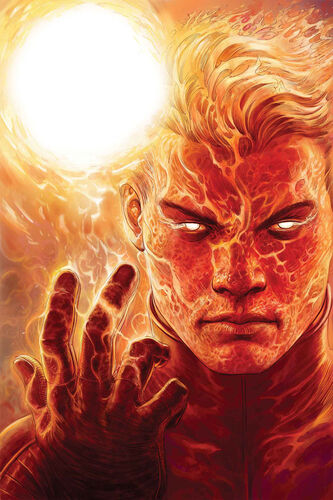 Human Torch Android Earth 616 Marvel Database