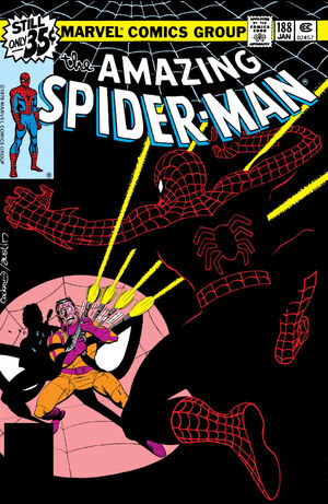 Amazing Spider-Man Vol 1 188