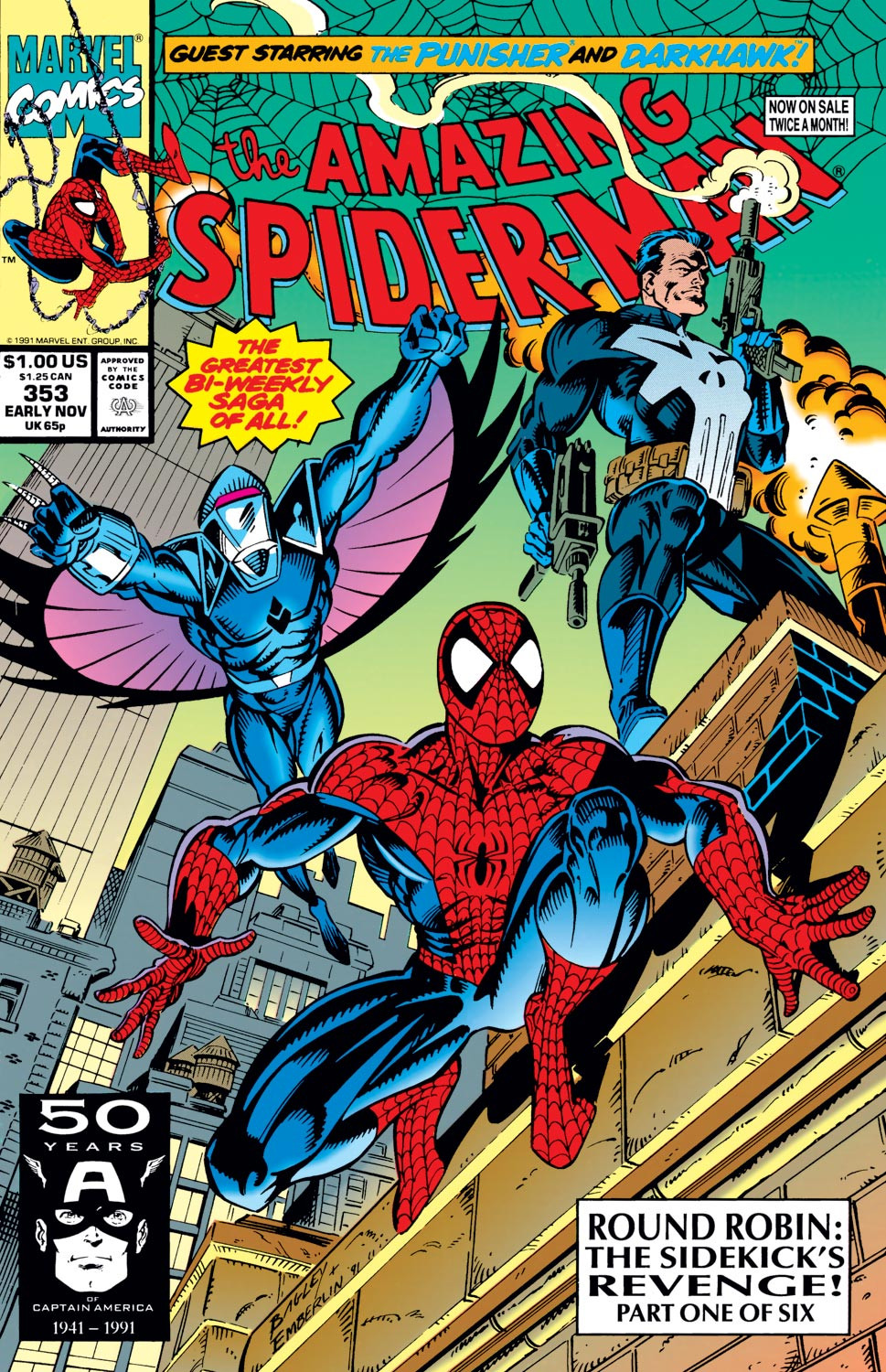 Amazing Spider-Man Vol 1 353
