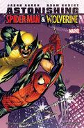 Astonishing Spider-Man & Wolverine TPB Vol 1 1