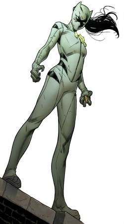 Ava Ayala (Earth-616) from Avengers NOW! Vol 1 1 001