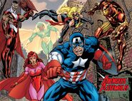 Avengers (Earth-616) from Avengers Vol 3 57 001