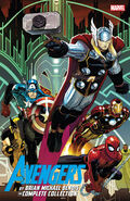 Avengers by Brian Michael Bendis The Complete Collection Vol 1 1