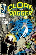 Cloak and Dagger Vol 2 1