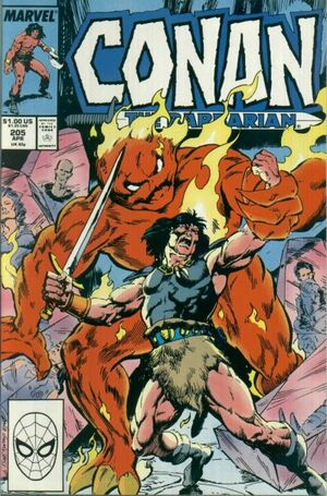 Conan the Barbarian Vol 1 205
