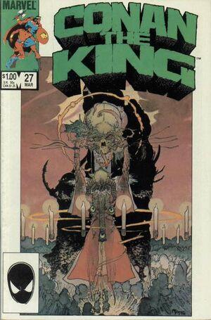 Conan the King Vol 1 27